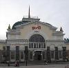 Железнодорожные вокзалы в Ерофее Павловиче