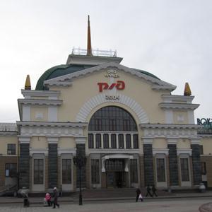 Железнодорожные вокзалы Ерофея Павловича